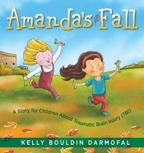 Amanda's Fall bookcover