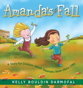 Amanda's Fall bookcover